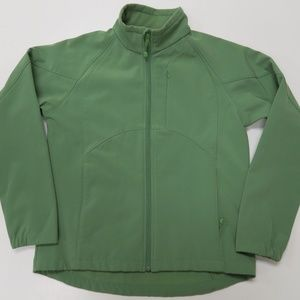 Black Diamond Soft Shell Jacket Medium Green